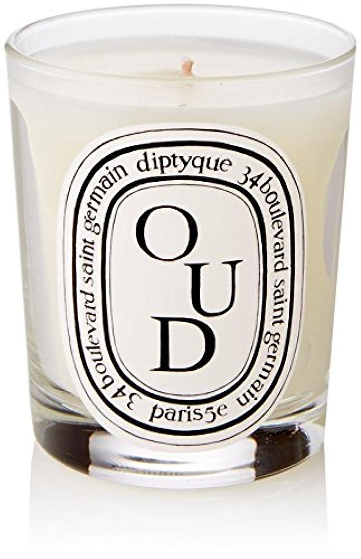 環境保護主義者形前任者ディプティック Scented Candle - Oud 190g/6.5oz並行輸入品