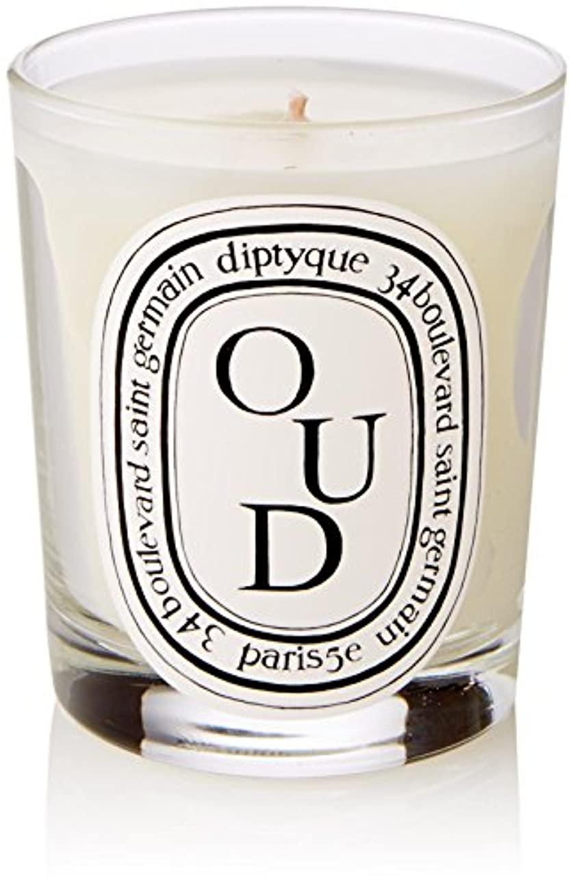 鑑定飾る出発するディプティック Scented Candle - Oud 190g/6.5oz並行輸入品