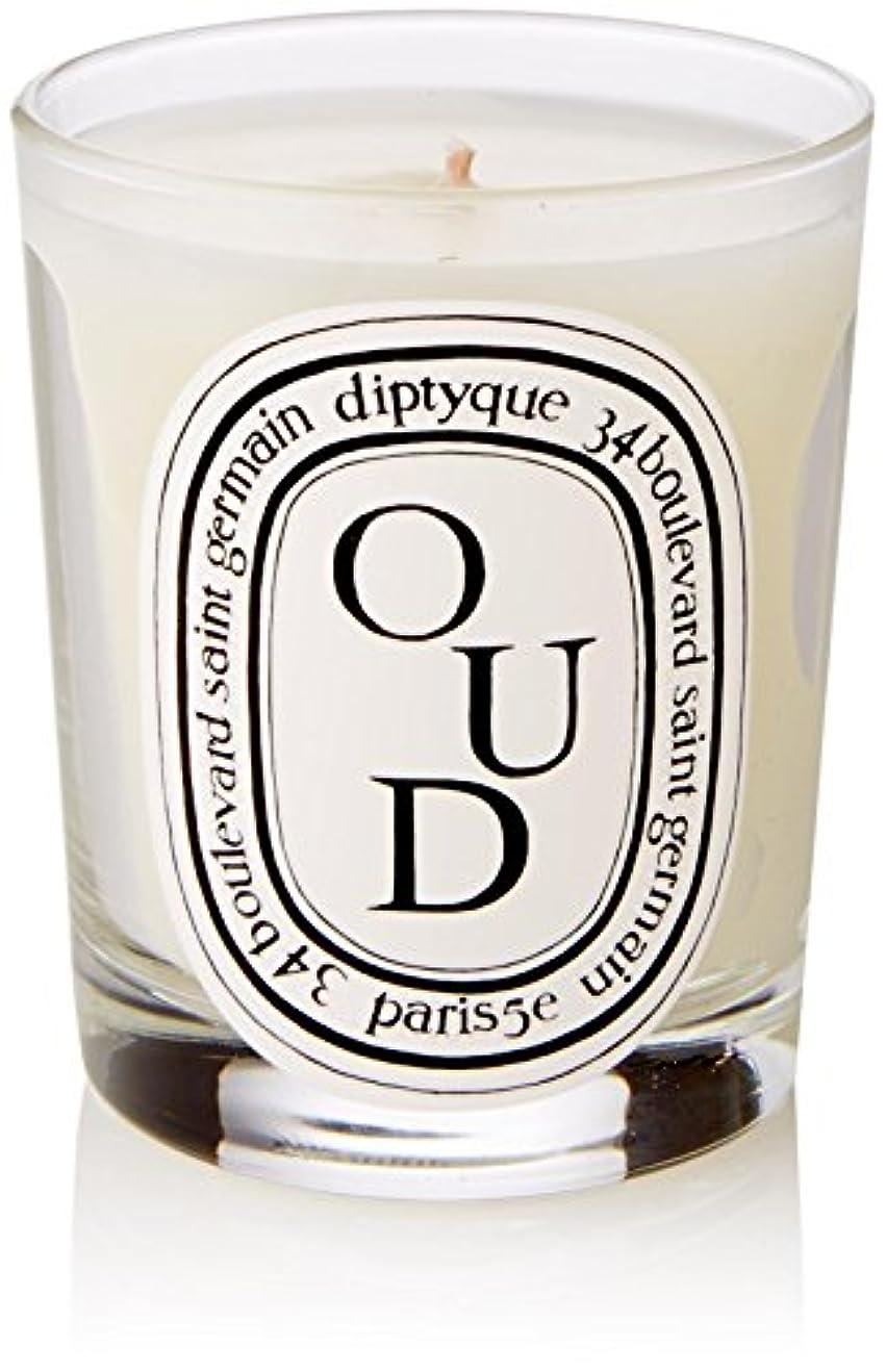 勝利繰り返した抗議ディプティック Scented Candle - Oud 190g/6.5oz並行輸入品