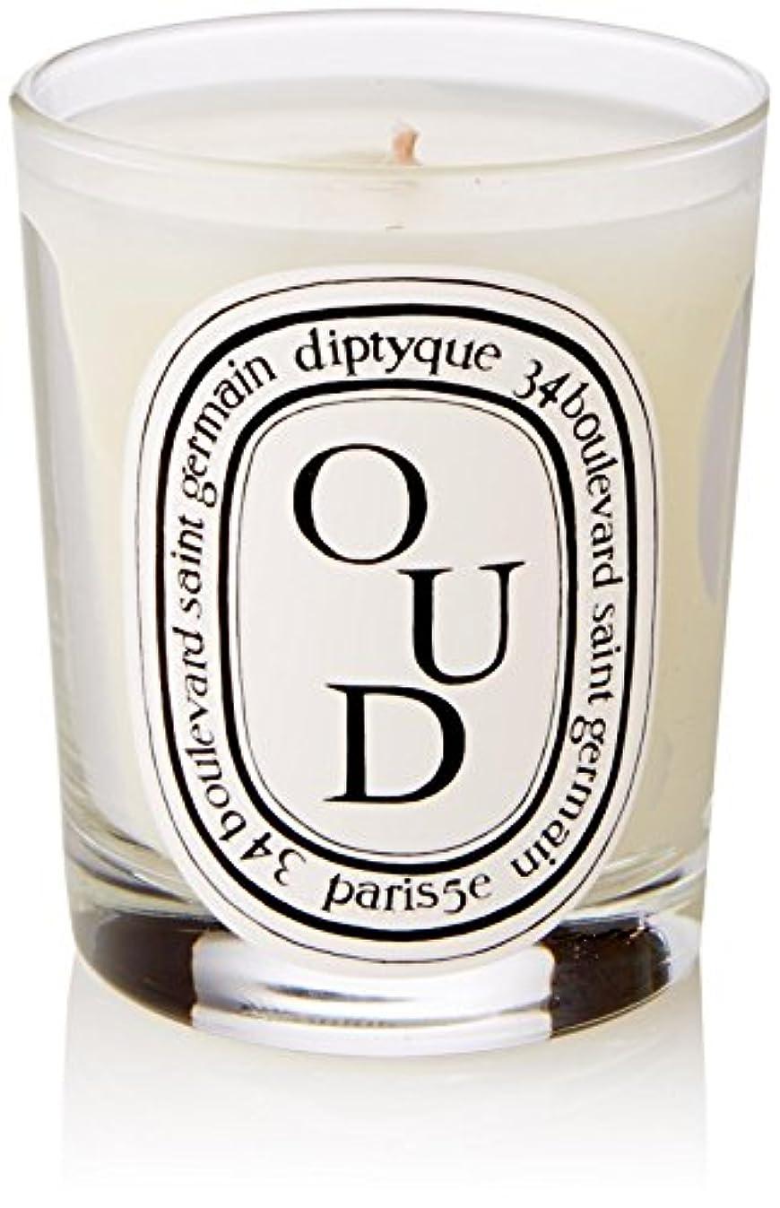 師匠耳せせらぎディプティック Scented Candle - Oud 190g/6.5oz並行輸入品