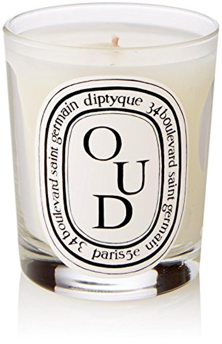 鬼ごっこつま先交じるディプティック Scented Candle - Oud 190g/6.5oz並行輸入品