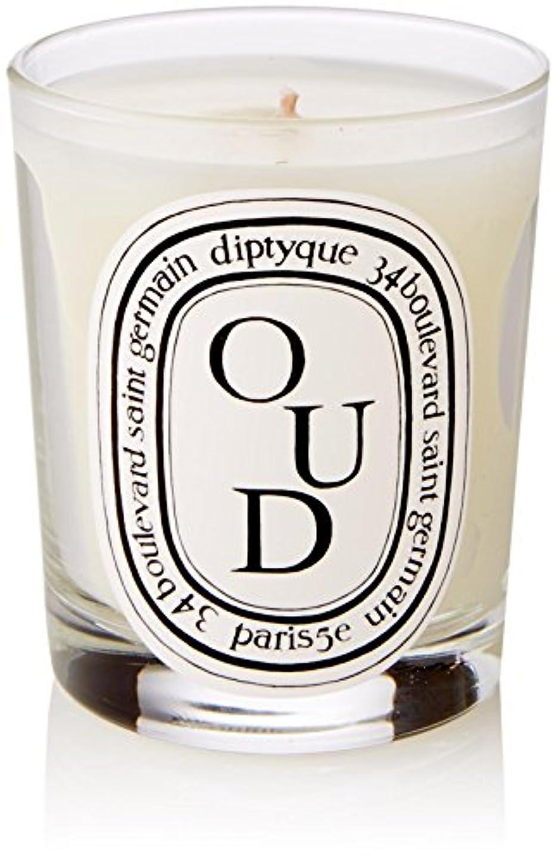 悩む認識スズメバチディプティック Scented Candle - Oud 190g/6.5oz並行輸入品