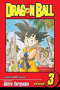 Dragon Ball 3巻 表紙画像