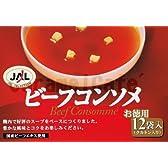 明治製菓 JAL 機内好評ビーフコンソメスープ5g×10袋 明治製菓