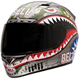 BELL ベル Vortex ボーテックス ヘルメット Flying Tiger フライングタイガー/XL