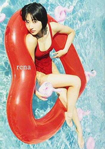 武田玲奈2nd写真集「rena」