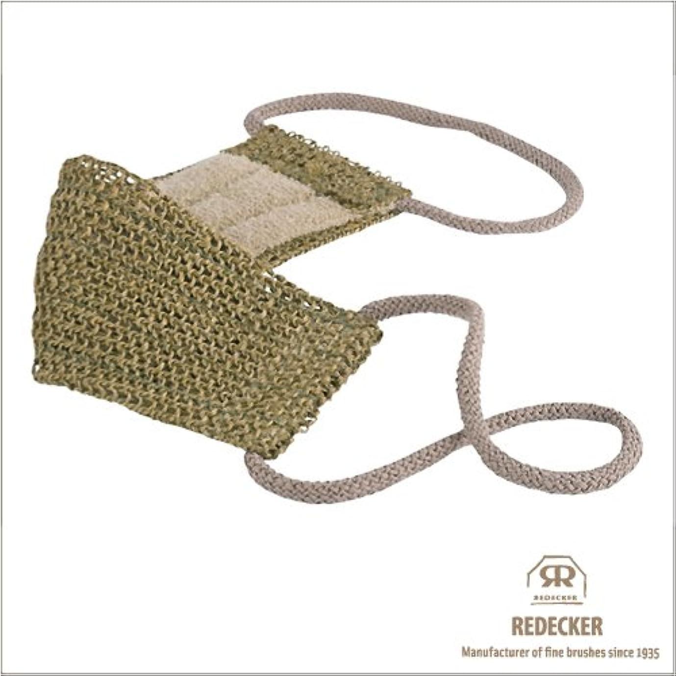 必要ない青アリ[REDECKER/レデッカー]サイザル麻のマッサージベルト