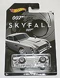 Hot WHeeLs ホットウィール 007 SKYFALL CGB72 4/5 ASTON MATTIN 1963 DB5 アストンマーティン シルバー ミニカー 車 MATEL
