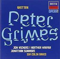 Opera! Peter Grimes
