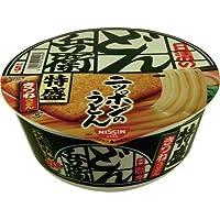日清食品 日清のどん兵衛特盛 きつねうどん西日本風 12個入