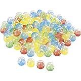 48φ空カプセル (100個入) 【がちゃがちゃ おもしろ いべんと イベント たのしい 楽しい 遊べる 雑貨 おもちゃ こども 子供 からかぷせる そとがわだけ 2000】