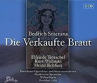 Smetana: Verkaufte Braut by KUMMEL / FRANKFURT MUSEUM ORCH / GOEHR