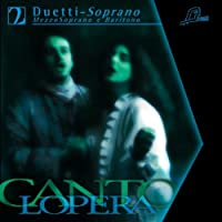 ソプラノ(メゾ・ソプラノ、バリトン含む)練習用:オペラ二重唱曲集2(カラオケ付)