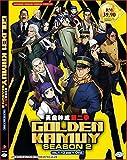 ゴールデンカムイ 2期 DVD (全1-12話OVA) コンプリート