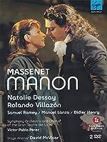 Massenet: Manon [DVD] [Import]