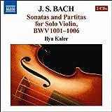 J.S. バッハ:無伴奏ヴァイオリンのためのソナタとパルティータ全曲