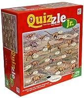 Dinosaurs Quizzle Jr. 170-Piece Puzzle