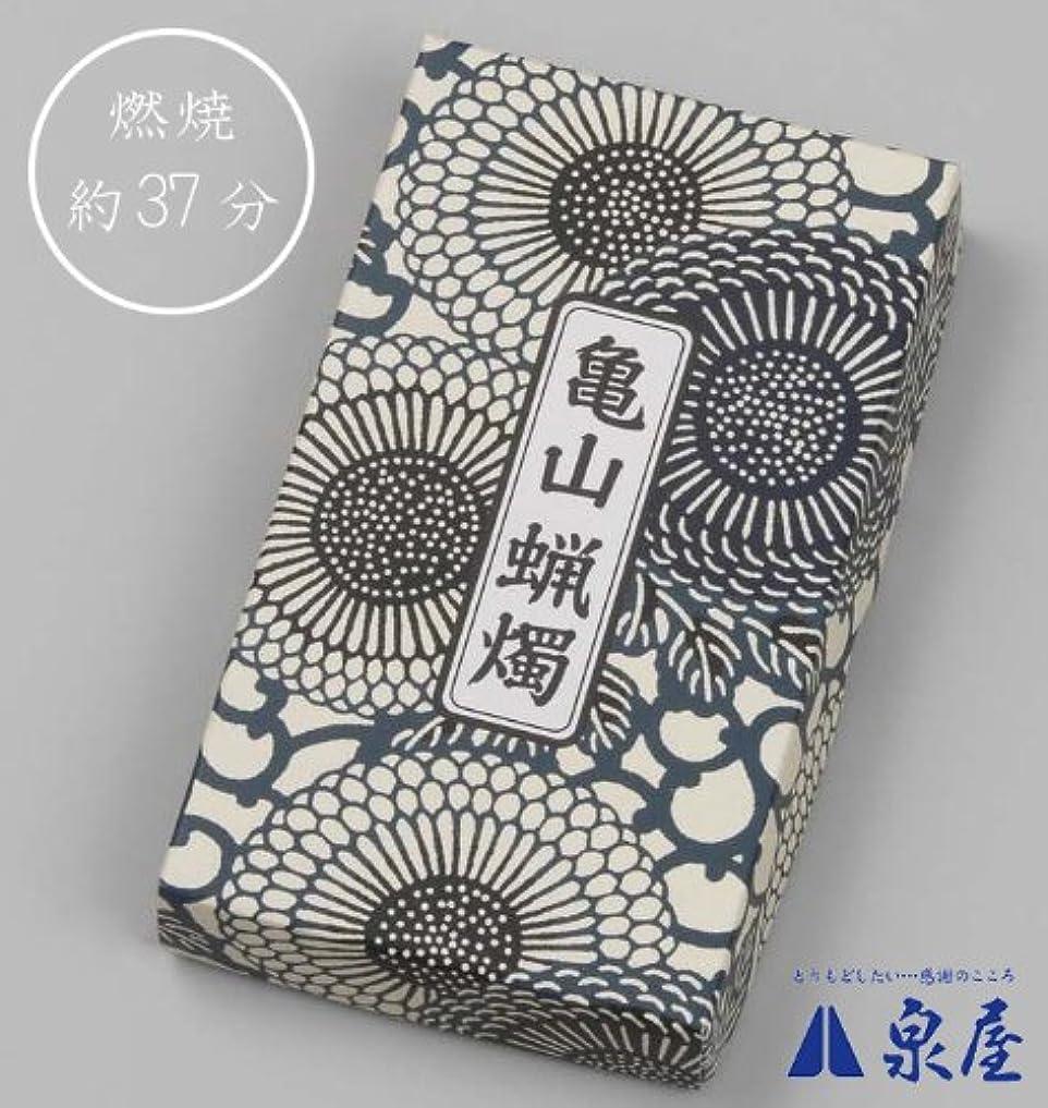 影響アカデミーエージェントカメヤマ小ローソク 徳用8号A#155 225g