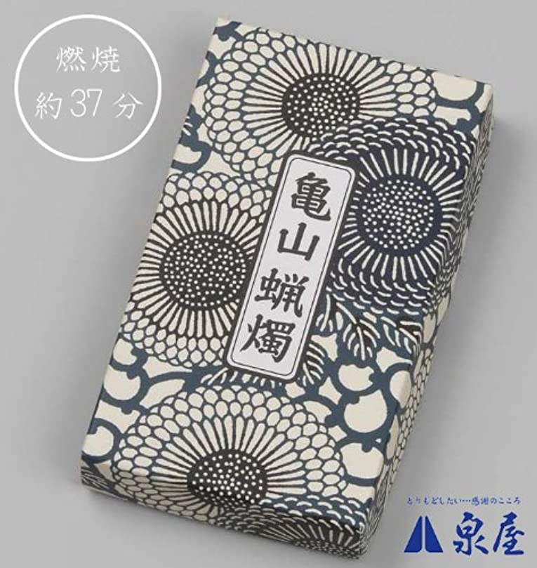 理容師鉱石エラーカメヤマ小ローソク 徳用8号A#155 225g