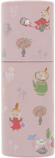 サンスター文具 ムーミン ミニ色鉛筆セット ピンク S5013798