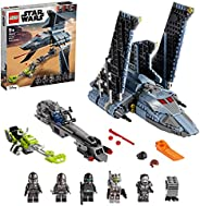 LEGO Star Wars TM 75314 The Bad Batch™ Attack Shuttle (969 Pieces)