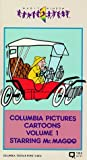 Columbia Columbia Pictures Cartoons  Vol. 1: Mr. Magoo [VHS] [Import]