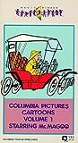 Columbia Columbia Pictures Cartoons Vol. 1: Mr. Magoo [VHS] [Import]