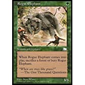 Magic: the Gathering - Rogue Elephant - Weatherlight by Magic: the Gathering [並行輸入品]