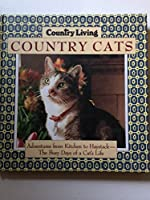 Country Living Country Cats/Slipcase