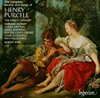 Purcell: The Complete Secular Songs (2004-01-13)