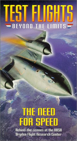 Test Flights: Need for Speed [VHS] [Import]