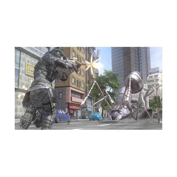 Earth Defense Force 20...の紹介画像15