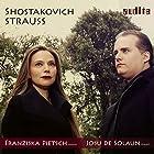 R.シュトラウス : ヴァイオリン・ソナタ | ショスタコーヴィチ : ヴァイオリン・ソナタ (Shostakovich | Strauss / Franziska Pietsch (violin) | Josu De Solaun (piano)) [CD] [日本語帯・解説付]