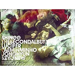 SHINee 2集 - LUCIFER (Type A)(韓国盤)