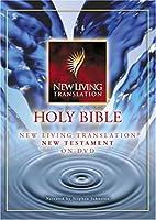 Holy Bible: New Living Translation New Testament [DVD]