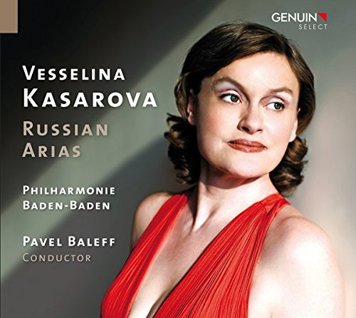Various: Russian Arias