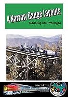 4 Narrow Gauge Layouts-Modeling the Prototype [並行輸入品]