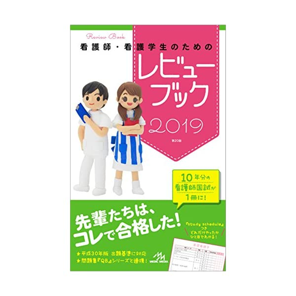 看護師・看護学生のためのレビューブック 2019の商品画像
