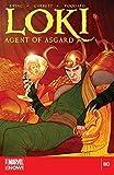 Loki: Agent of Asgard #3 (English Edition)