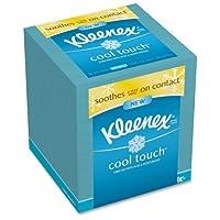 Cool Touch Facial Tissue, 3 Ply, 50 Sheets per Box, 1 per Box (並行輸入品)