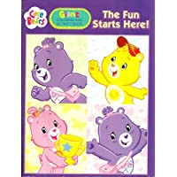 Care Bears Giant Coloring and Activity Book ~ The Fun Starts Here! by Care Bears [並行輸入品]