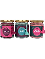 Luxury Oriental Flight Scented Candles