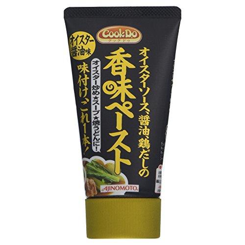 味の素 香味ペースト 醤油 120g