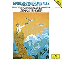 Mahler: Symphony No.2 Resurrection by Leonard Bernstein (2015-09-23)