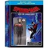 スパイダーマン: スパイダーバース ブルーレイ 特製フィギュア付き [Blu-ray リージョンフリー ※日本語無し](輸入版) -Spider-Man: Into the Spider-Verse -