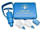 Safeside セイフサイド ポイズンリムーバー 応急用毒吸取り器
