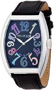 [フランク三浦]MIURA 六号機(旧) FM06K-CRBK  腕時計
