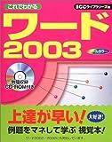 これでわかるワード2003 (SCC books)