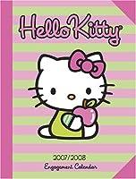 Hello Kitty 2007/2008 Engagement Calendar