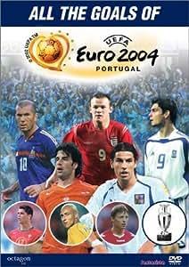 UEFA EURO 2004 ポルトガル大会 オールゴールズ [DVD]